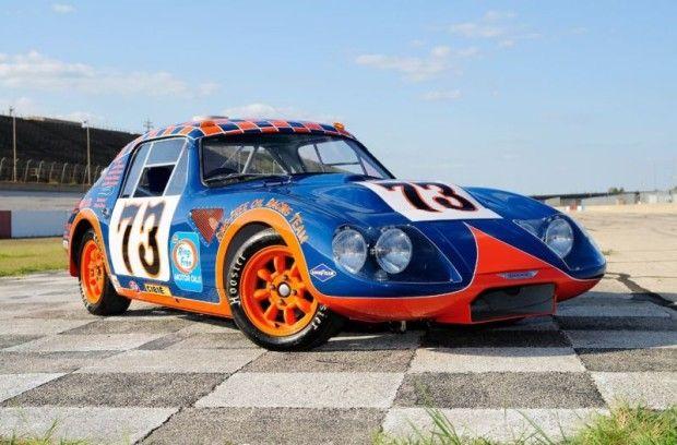 Vintage Racer Group Forums • View topic - Spridget Specials