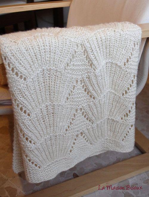 Las 25 mejores ideas sobre colchas tejidas para bebe en for Mantas de lana hechas a mano