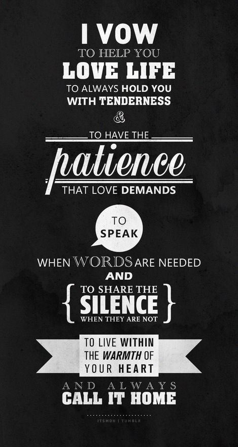 Writing your own vows? Here are some simple and beautiful words. #yeg #wedding #vows