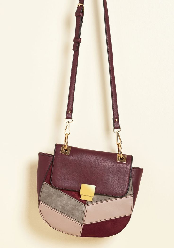 Far Out Final Touch Bag In Wine Your 70s Inspired Attire Is Nearly