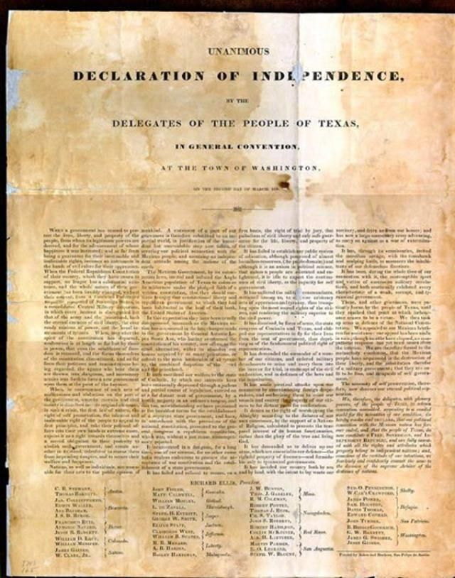 Everything you Need to Know about the Texas Revolution: Causes of the Texas Revolution