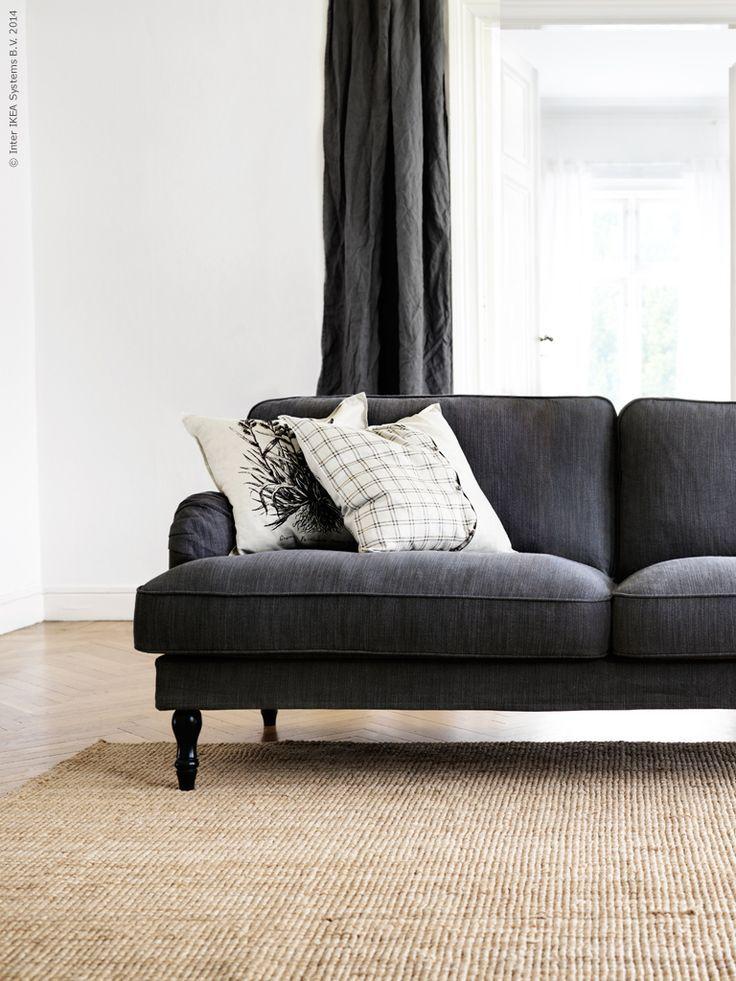STOCKSUND sofa   Deze pin repinnen wij om jullie te inspireren! #IKEArepint