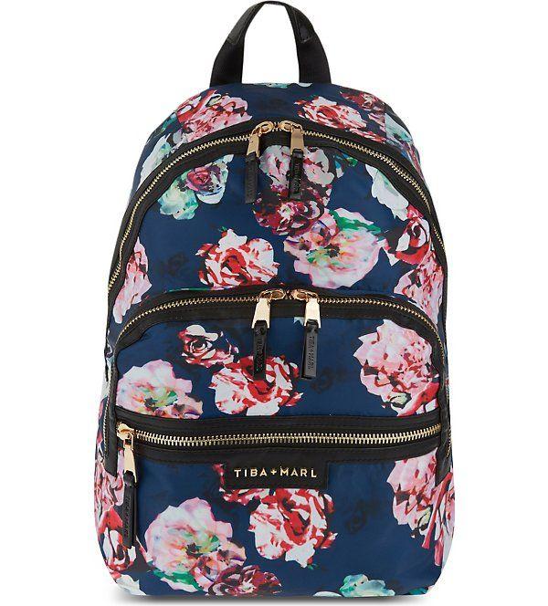 TIBA & MARL - Elwood changing backpack | Selfridges.com