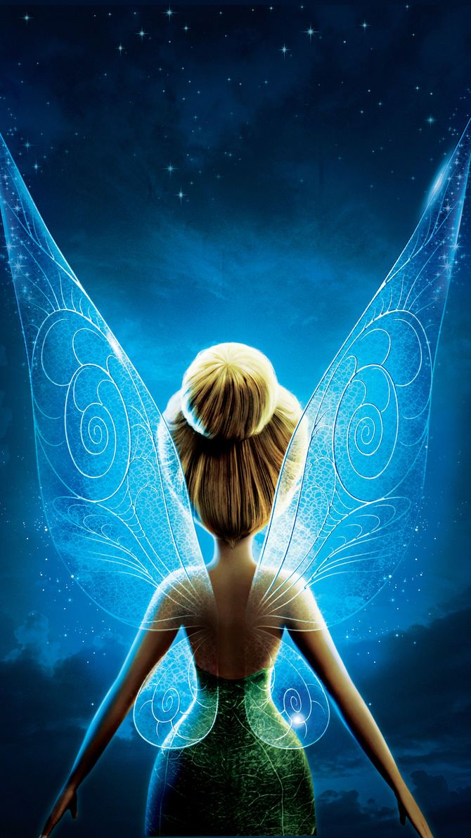 Secret Of The Wings 2012 Phone Wallpaper Cute Disney