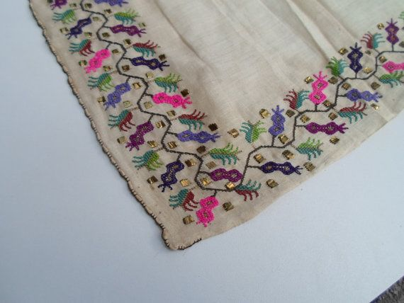 VintageTurkish antique Ottoman 100 years old by ArasCarpet