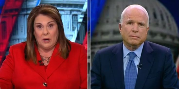 Seasoned watchers of the Sunday morning talk shows know they can turn on the TV in any given week and have a good chance of seeing John McCain's face staring back at them.  On her latest show, CNN's Candy Crowley tried to explain why it is that her...