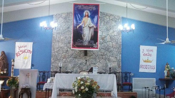 Parroquia Nuestra Señora Madre de la Divina Providencia. Toa Alta P.R