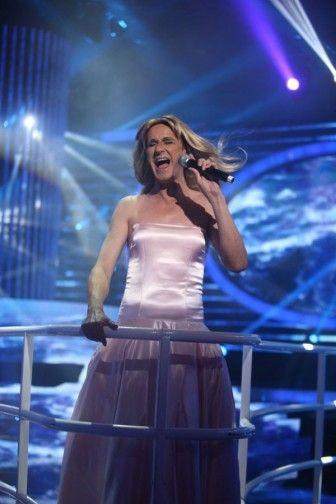 Zvonko Pantović Čipi as Celine Dion