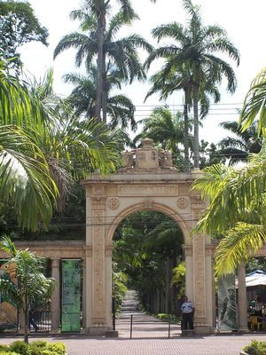 Quinta da Boa Vista em São Cristovão , o Zoológico do Rio de Janeiro , mas .....Marquesa de Santos recebeu esta quinta de presente de D. Pedro I