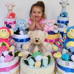 Sandys Baby Gift Hampers - Business Photos