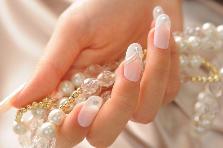 Unhas de noivas. Fotos para inspirar - Site de Beleza e Moda