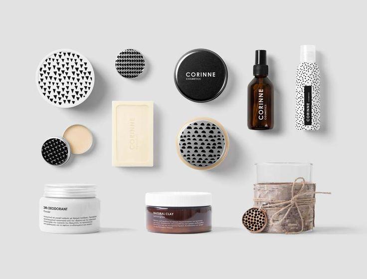Corinne Cosmetics by Anna Trympali - The Greek Foundation