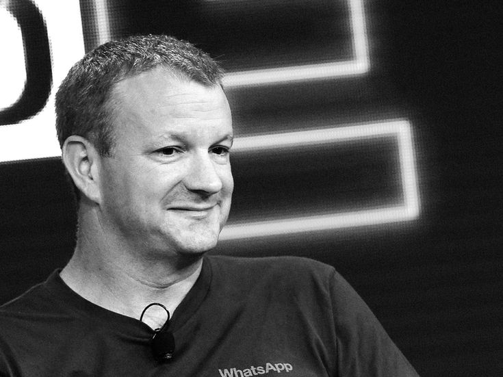 WhatsApp co-founder Brian Acton has taken on the leadership of the non-profit behind that popular encryption app—and given it a serious injection of cash.