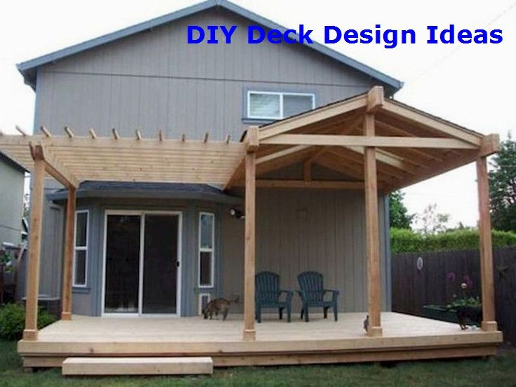 Build Your Deck And Save On The Cost In 2020 Budget Patio Outdoor Patio Decor Outdoor Patio Ideas Backyards