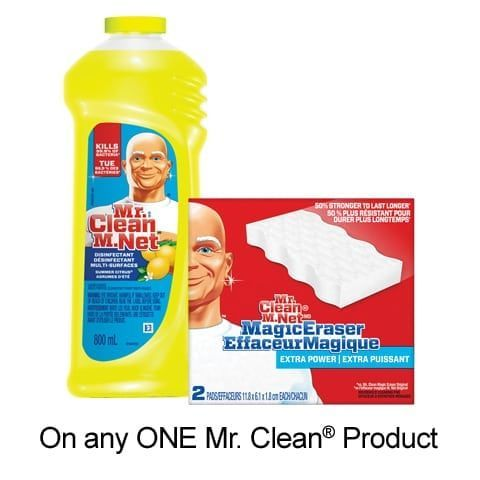 photograph regarding Mr Clean Coupons Printable called Pin as a result of Canadian Discount coupons upon Canadian Coupon codes Generate measurement