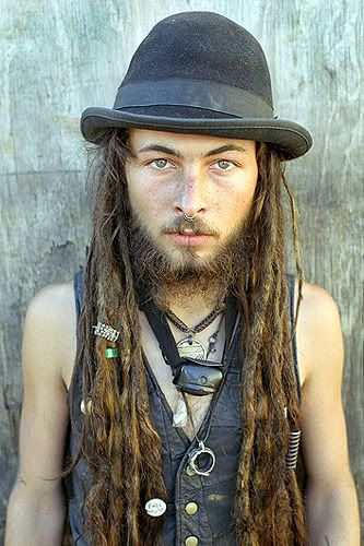 Hello dreads and beards, where are you in my life?