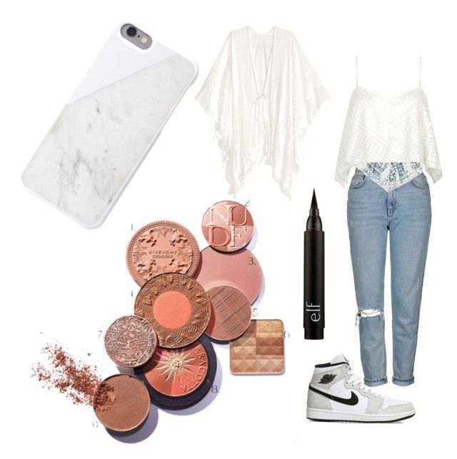 """""""Untitled #28"""" by adine233 on Polyvore featuring Topshop, NIKE and Native Union"""