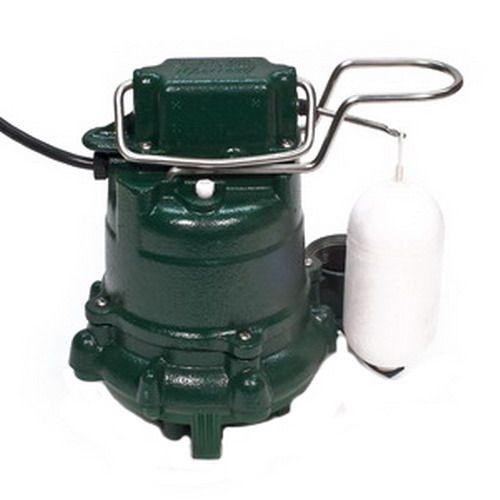 Zoeller M53 Mighty-Mate Submersible Sump / Effluent Pump – Zoeller Pumps 53-0001