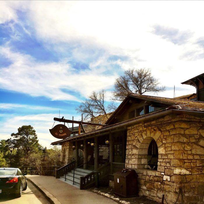 6. Dining Room at El Tovar Hotel, Grand Canyon Village