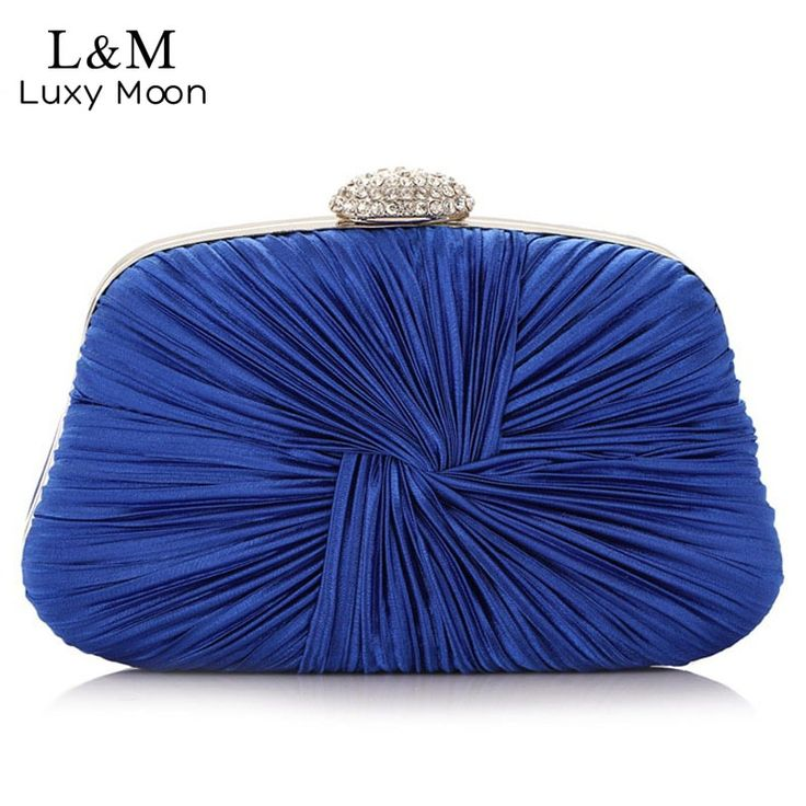 Ladies Pleated Special Occasion Evening Clutch Bag //Price: $29.95 & FREE Shipping //     #style