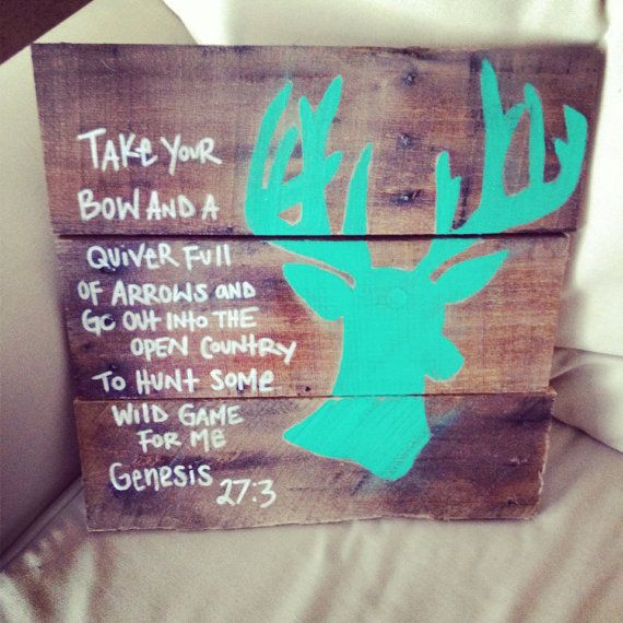 This sign is approx 14x16 it is completely customizable for your liking - the verse can be changes as well