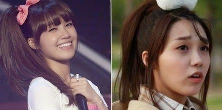 El sorprende look de las celebridades de Corea del Sur cuando se transforman idols y actores | Espacio Kpop