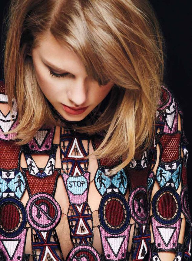 Taylor Swift Stuns in InStyle, Says I Don't Know If I'll Have Kids?See the Pics! | E! Online Mobile    289      54