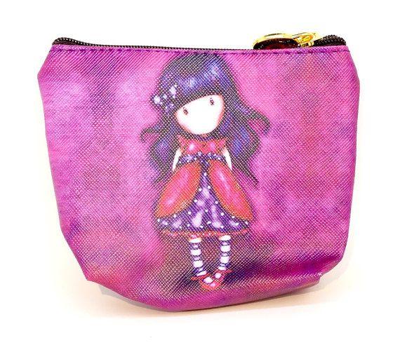 Kawaii adorable GORJUSS coin bag  the SWEET by MyChildhoodDream