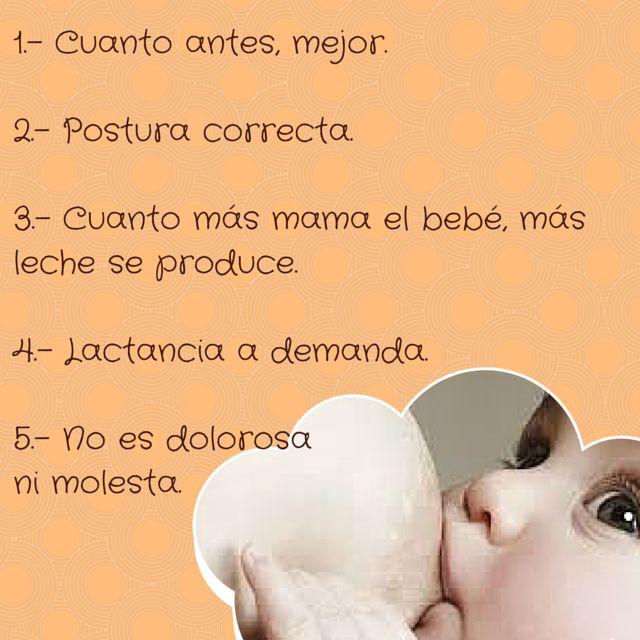 Consejos de Mamá Novata: 5 claves para una lactancia exitosa