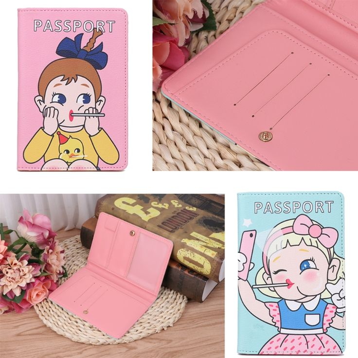 Cute Journey Travel Passport Holder Wallet Purse ID Card Organizer Case Cover , https://myalphastore.com/products/cute-journey-travel-passport-holder-wallet-purse-id-card-organizer-case-cover/,