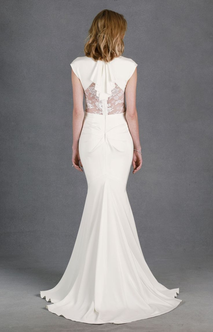 17 best images about bridal nicole miller on pinterest for Nicole miller wedding dresses nordstrom