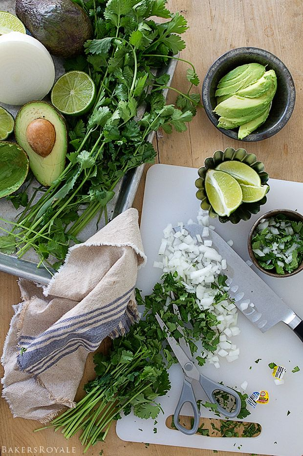 Street Tacos_Ingredients | Bakers Royale