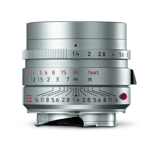 Leica 11675 Summilux-M 35mm f/1.4 ASPH Wide-Angle Lens, Silver * See this great product.