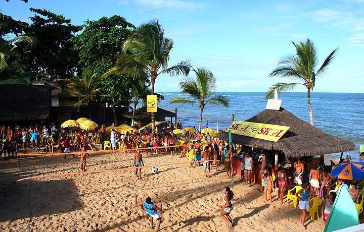 Praia de Parracho Arraial d' Ajuda