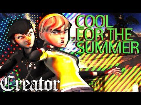 April/Karai - Cool For The Summer - TMNT 2012 [short mv] ♫ - YouTube