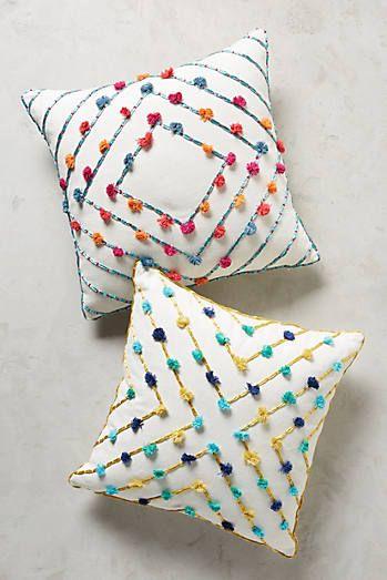 Suzette Tasseled Pillow