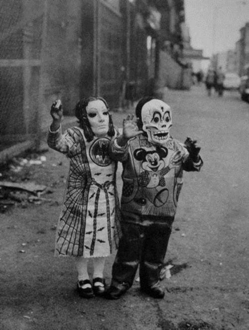 Creepy: Creepy, Vintage Halloween Costumes, Vintagehalloween, Arthur Tress, Halloween Pictures, Halloween Photos, Photography, Happy Halloween, Kid