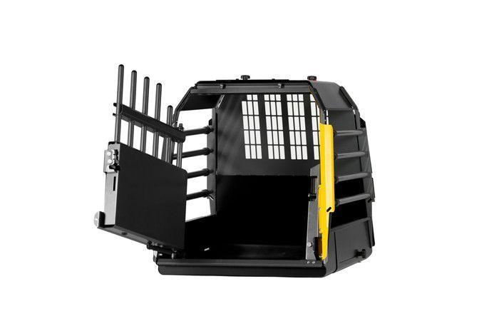 MIM Variocage World's Safest Dog Transport Crate- Single