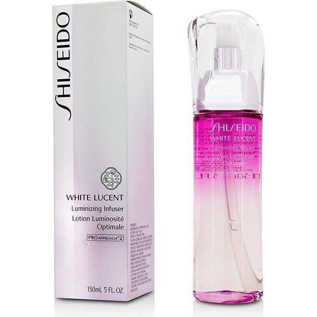 Shiseido White Lucent Luminizing Infuser Face Spray | Buy Face Mists & Sprays