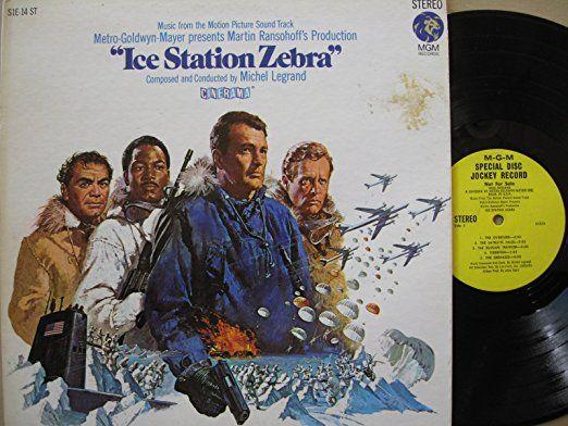 """Ice Station Zebra"""