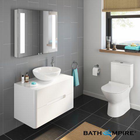 Puro Counter Top Basin | BathEmpire