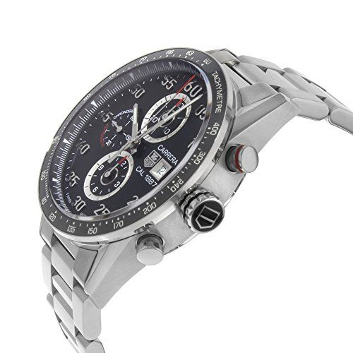 Tag Heuer Carrera automatic-self-wind mens Watch CAR2A10.BA0799 (Certified Pre-owned) - Big Sale Online Shopping USA