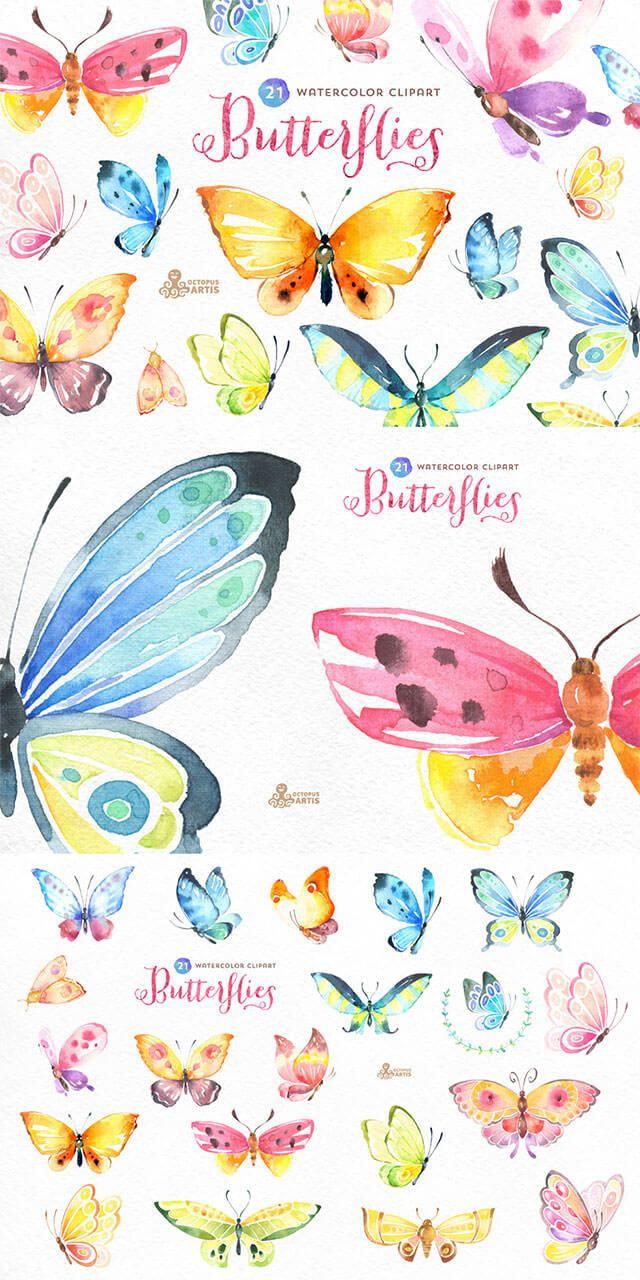 蝶イラスト」のおすすめアイデア 25 件以上 | pinterest | 蝶の描き方
