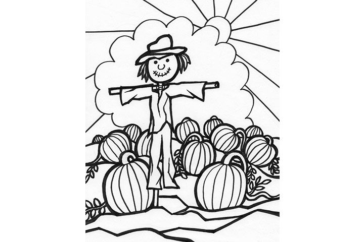 patchy patch coloring pages - photo#49