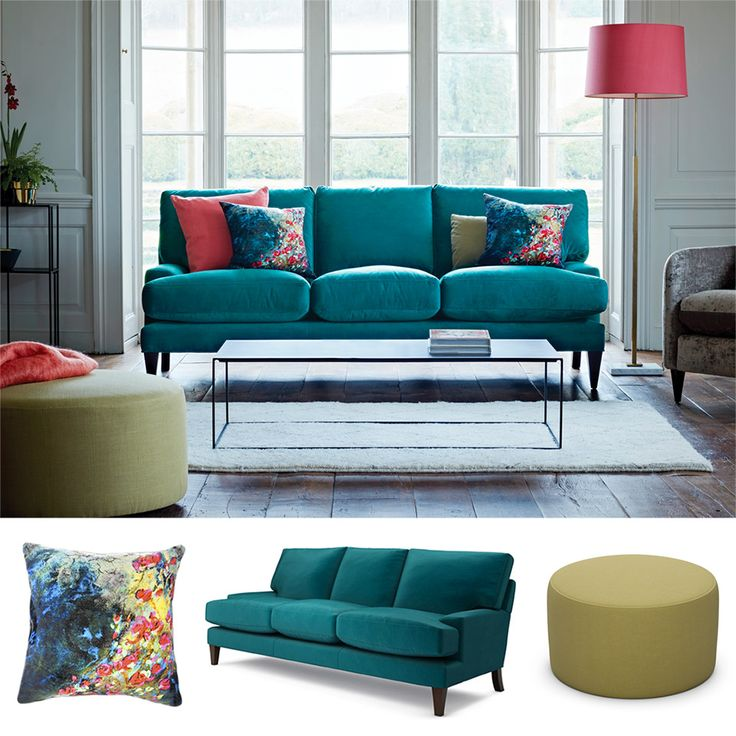 Poppy Sofa From The Lounge Co