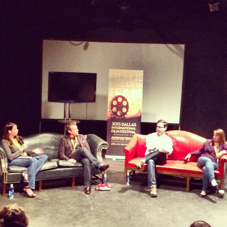 """Talk Show Panel """"By the Book Legal issues in filmmaking"""