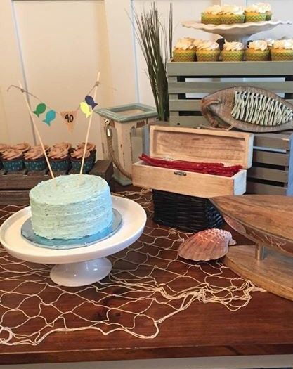 The 25 best Gone fishing cake ideas on Pinterest Fishing theme