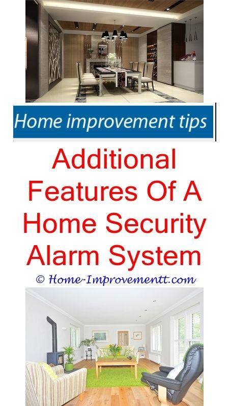 additional features of a home security alarm system home