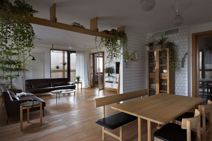 Apartment with Deer by Alena Yudina (11)