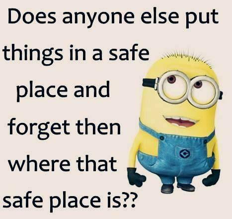 Minions - On a Safe Place
